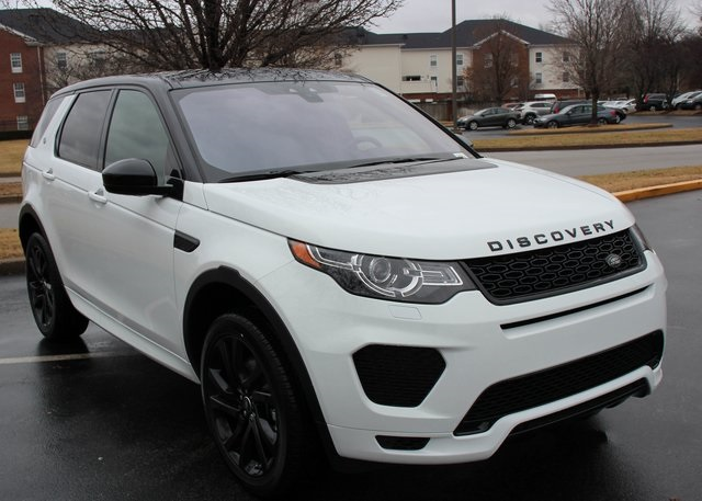 new 2018 land rover discovery sport hse luxury 4 door in louisville r18581 land rover louisville. Black Bedroom Furniture Sets. Home Design Ideas