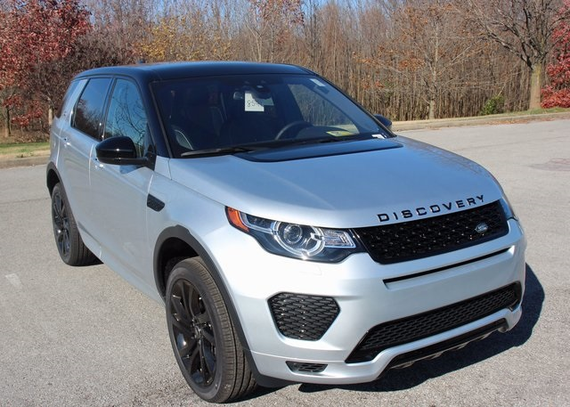 new 2018 land rover discovery sport hse luxury 4 door in louisville r18599 land rover louisville. Black Bedroom Furniture Sets. Home Design Ideas