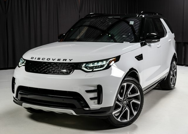 New 2020 Land Rover Discovery HSE Luxury