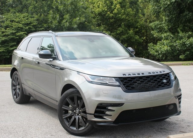 Certified Pre-Owned 2018 Land Rover Range Rover Velar P380 HSE R-Dynamic
