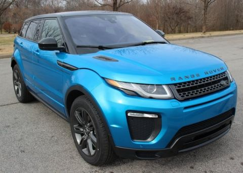 New 2018 Land Rover Range Rover Evoque SE Dynamic Landmark Edition