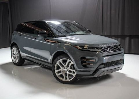 New 2020 Land Rover Range Rover Evoque First Edition
